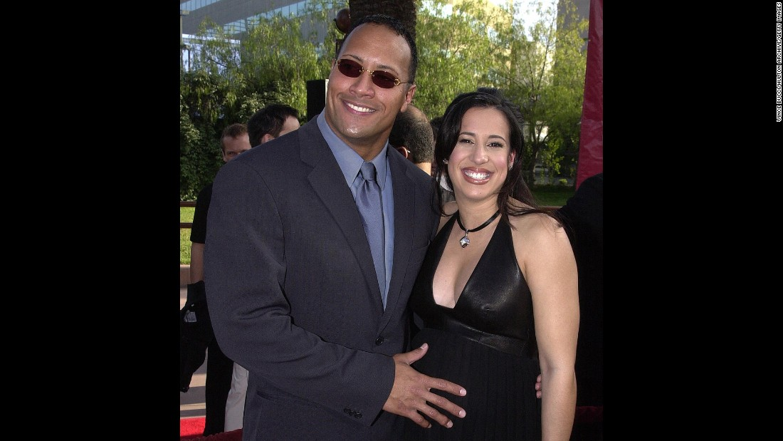 Johnson married Dany Garcia in 1997; they had a daughter, Simone, in 2001 before divorcing in 2007. Garcia remains her ex-husband's manager and producing partner.