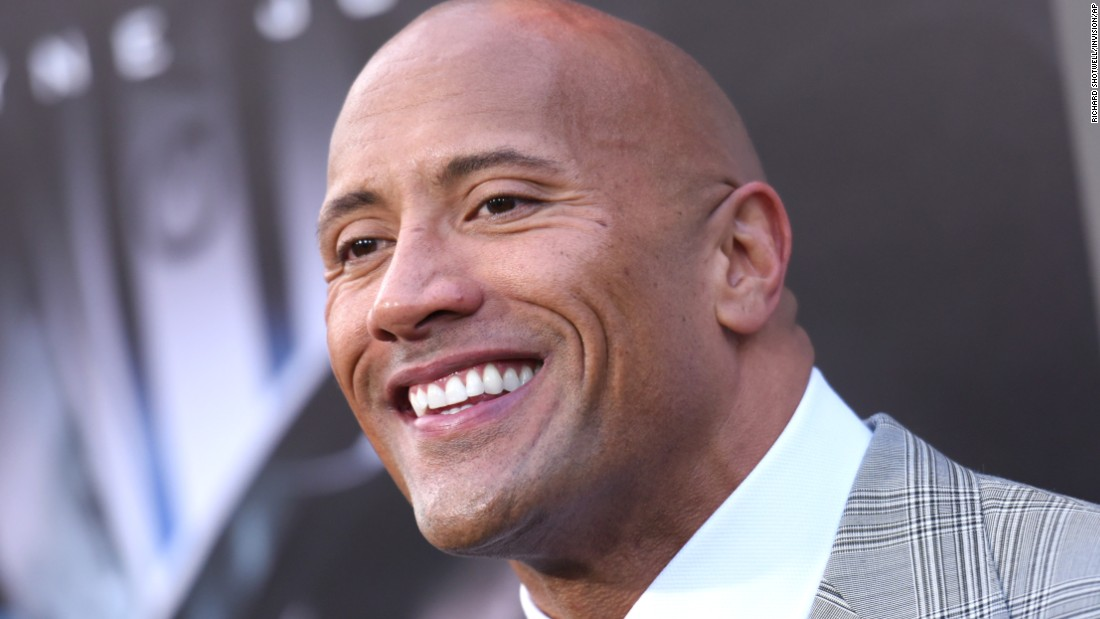 'The Rock' Helps Fan Lose 115 Pounds