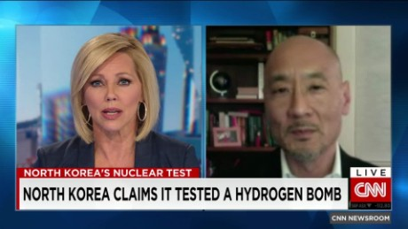 exp North Korea Claims It Tested a Hydrogen Bomb_00002001