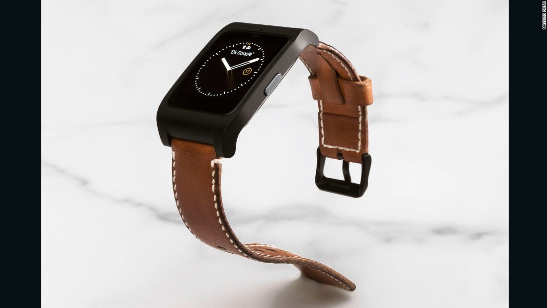 Expect even more mainstream fashion brands to get in on the smartwatch action this year, but don't bet on them to ever entirely replace mechanical watches, especially for those who espouse effortless elegance. A smartwatch is simply too techy, though the Apple Watch Hermès has plenty of panache. Spanish-Italian style stalwart Massimo Dutti recently collaborated with Sony on an alternative version (pictured) with ambient light sensors, accelerometer, compass, gyroscopic system, GPS, voice control, touch control, writing with gestures and a dapper saddle leather strap.