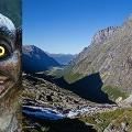 (5) Trollstigen Mountain Road
