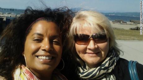 Vancouver with Myra circa 2012.