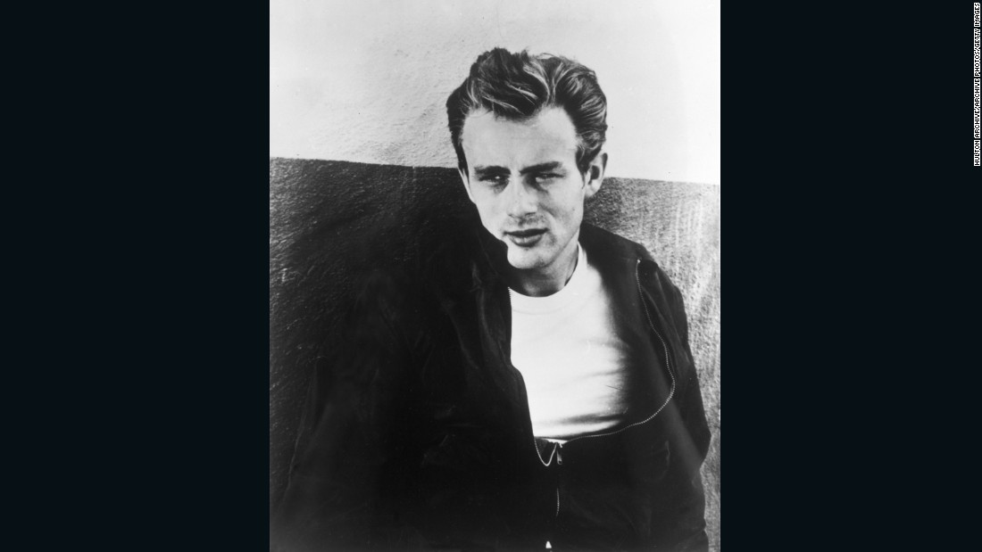 It's almost impossible to separate actor James Dean from the characters he portrayed. His casual style has inspired self-proclaimed rebels for decades.