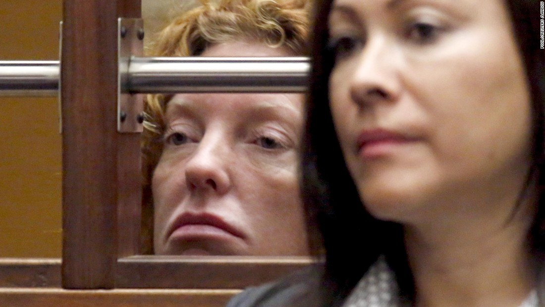 "Tonya Couch, left, appears in a Los Angeles court for <a href=""http://www.cnn.com/2016/01/07/us/texas-affluenza-mom-tonya-couch/"" target=""_blank"">her extradition hearing</a> on Tuesday, January 5. She is set to face a charge of hindering the apprehension of a felon: her 18-year-old son, Ethan. Authorities say Ethan and his mother fled to Mexico for an alleged probation violation in the United States. He was on probation for killing four people in a drunk-driving accident in 2013. At the time, many were outraged that a judge sentenced him to probation instead of jail time, slamming his now-notorious ""affluenza"" defense. During his trial, a psychologist testified that Couch suffered from ""affluenza"" -- he was the product of wealthy, privileged parents who never set limits for the boy."
