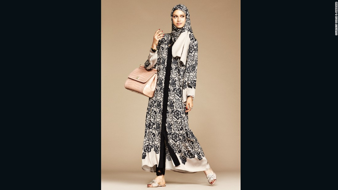 Dolce & Gabbana is typically known for its feminine, overtly sexual designs.