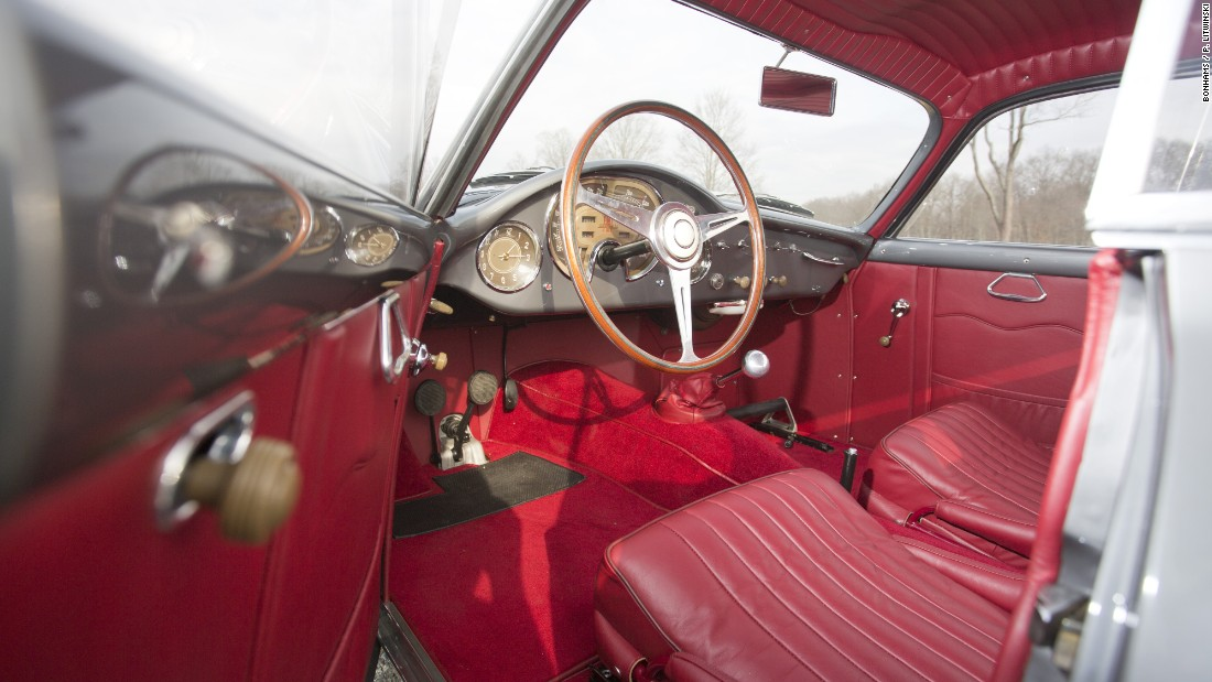 "Fully refreshed, the car will make its debut this month at Bonhams' <a href=""http://www.bonhams.com/auctions/23132/"" target=""_blank"">annual auction of classic cars</a> in Scottsdale, Arizona, where it could fetch $2 million."