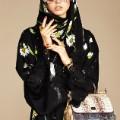 dolce gabbana hijab abaya 11