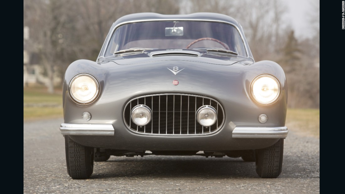 "The ""Gran Turismo"" body was designed by perhaps the most renowned coachbuilder in Italian history, Carrozzeria Zagato."