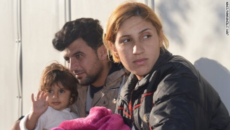 Yazidi father: 'There won't be anyone left'