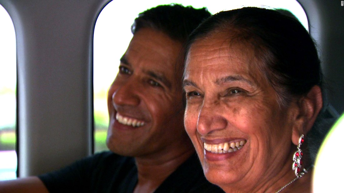 "Dr. Sanjay Gupta says he has been surrounded by strong, powerful women his entire life. One of them is his mother, Damyanti, who lived as a refugee for the first part of her life after fleeing the India-Pakistan partition. <br />At age 24, she was the first woman hired as an engineer at the Ford Motor Co. in the United States.<br />""Yes, when asked who changed my life, the answer is women -- strong, powerful women,"" Gupta says."