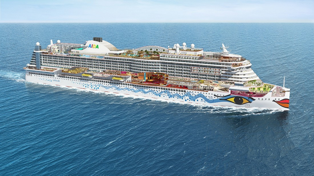 The first ship to serve the German market on a year-round basis, AIDAprima will become the largest ship in the AIDA line when it starts cruising in April. <br />It will homeport in Hamburg, Germany and offer Western Europe itineraries.