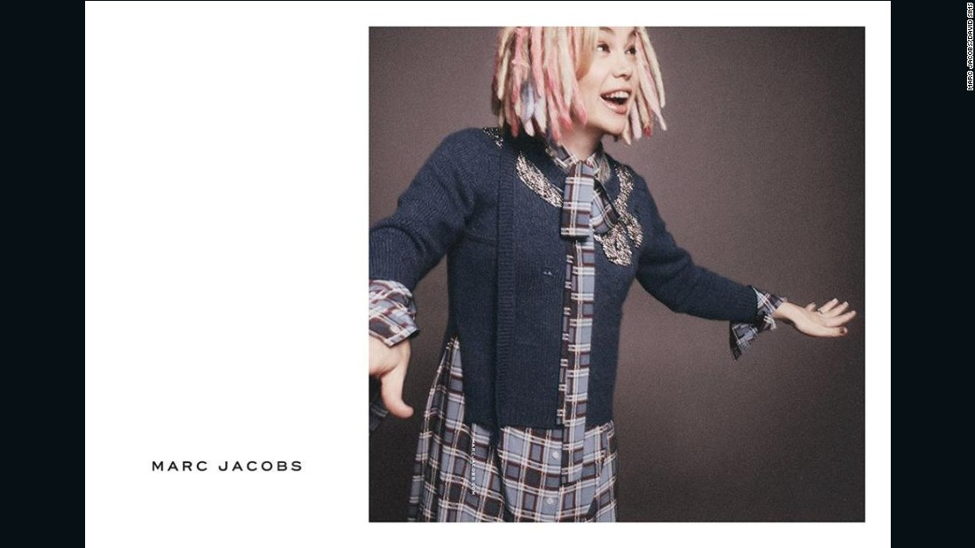 Trans director Lana Wachowski (<em>The Matrix, V for Vendetta</em>) was recently announced as a face of Marc Jacobs' Spring-Summer 2016 campaign.
