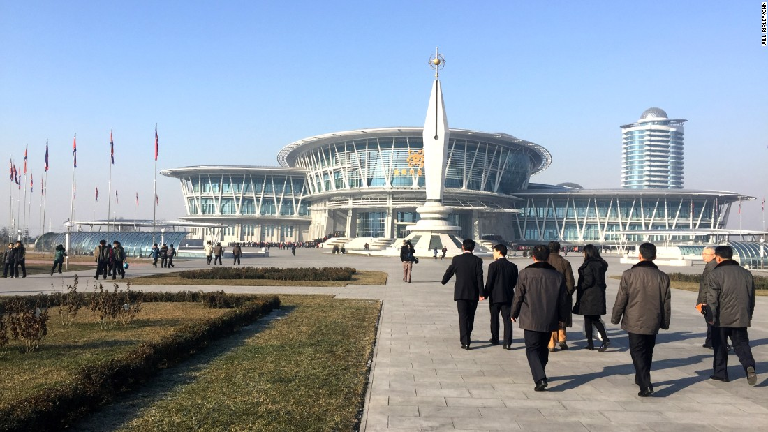 "In January 2016, CNN was given access to the North <a href=""http://www.cnn.com/2016/01/08/asia/north-korea-hydrogen-bomb-science-park/"">Korean Science & Technology Center</a> in Pyongyang."