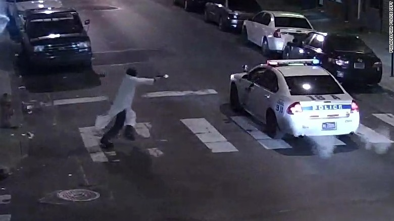 ISIS inspired attempted execution of Philadelphia cop