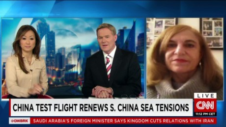 Tensions Rise in the South China Sea.