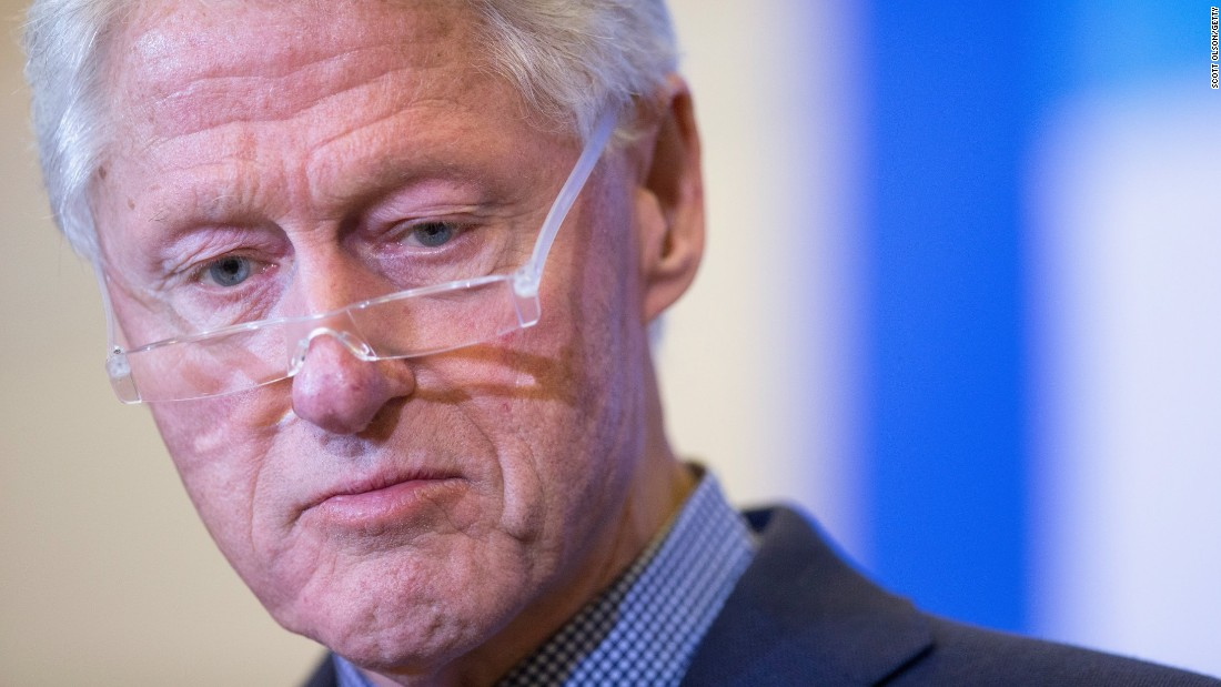 Bill Clinton: To under...