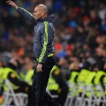 zidane real madrid deportivo touchline
