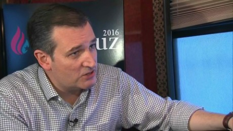 Cruz rules out 'deportation force'