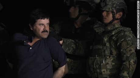 New video of El Chapo's interview