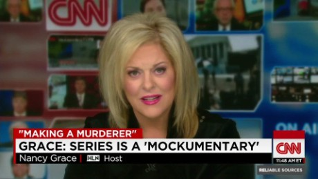 Nancy Grace criticizes Netflix 'mockumentary'