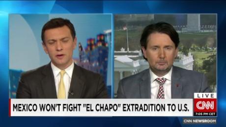 exp Mexico Won't Fight El Chapo Extradiction_00003012