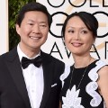golden globes red carpet 2016 - ken jeong