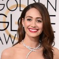 golden globes red carpet 2016 - Emmy Rossum