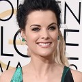 golden globes red carpet 2016 - Jaimie Alexander