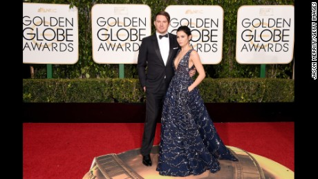 'Revenant,' 'Martian' tops at Golden Globes