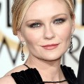 golden globes red carpet 2016 - Kirsten Dunst