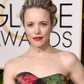 golden globes red carpet 2016 - Rachel McAdams