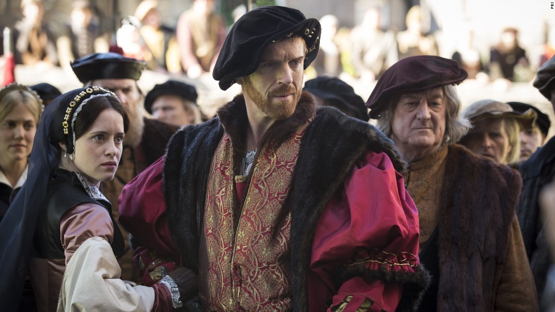 "<strong>Best miniseries or television film:</strong> ""Wolf Hall"""