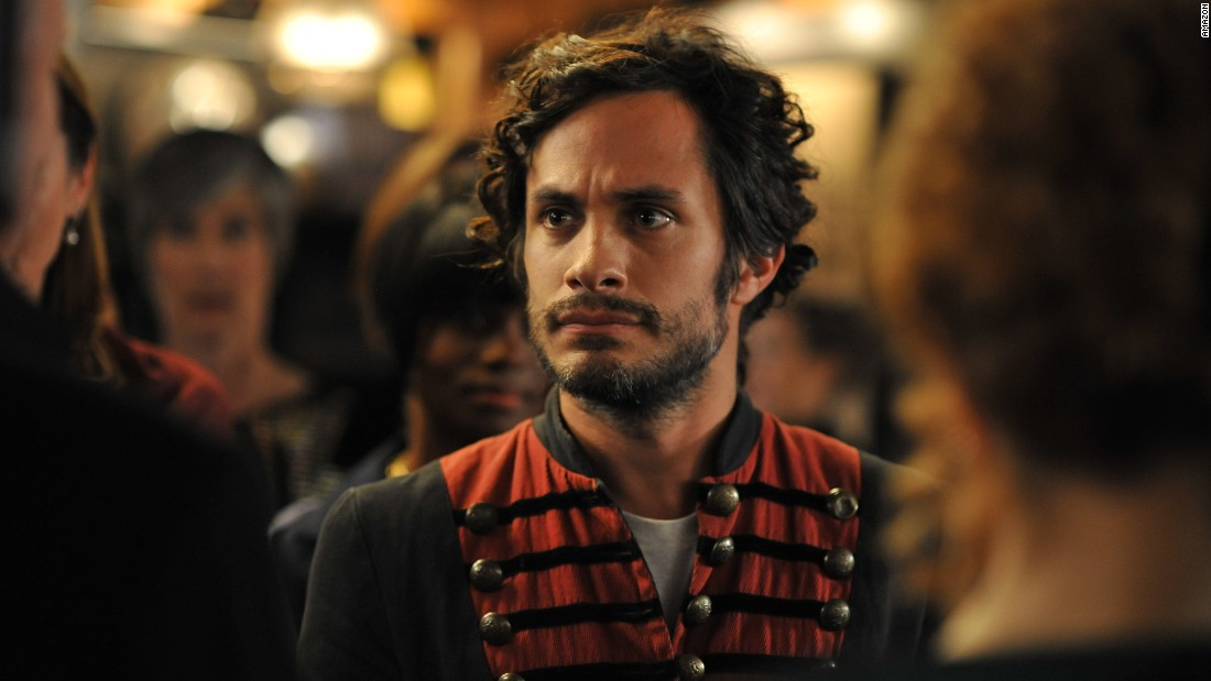 "<strong>Best actor in a television series -- musical or comedy:</strong> Gael Garcia Bernal, ""Mozart in the Jungle"""