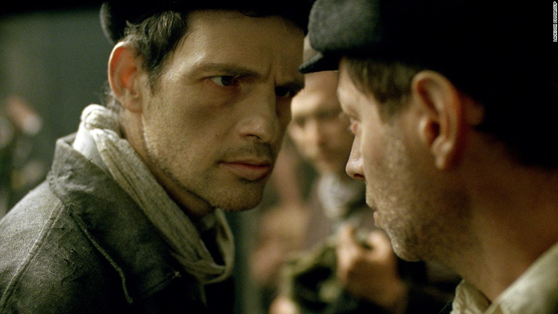 "<strong>Best foreign-language film:</strong> ""Son of Saul"" (Hungary)"