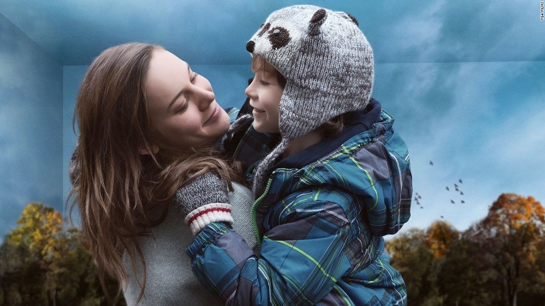 "<strong>Best actress: </strong>Brie Larson, ""Room"""