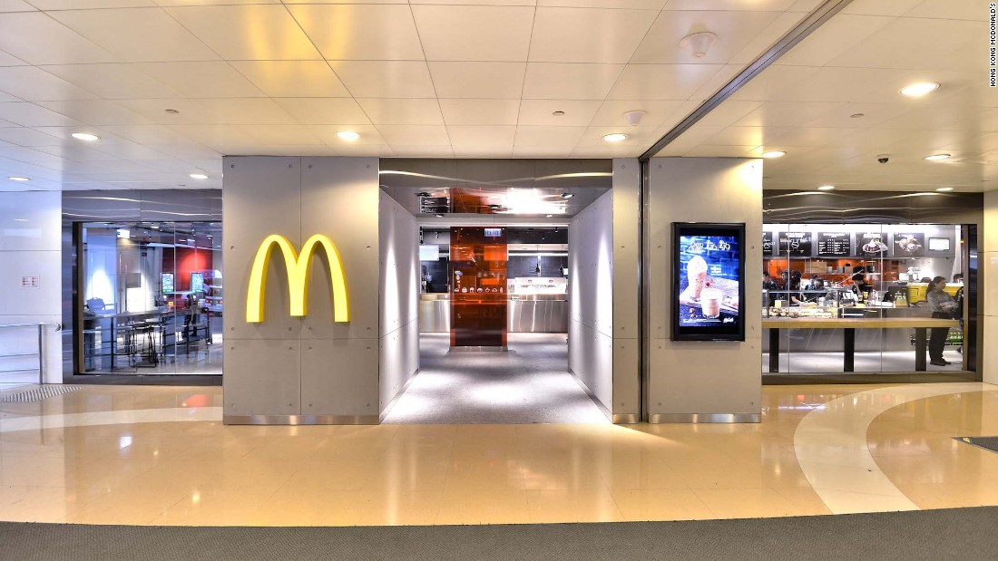 mcdonald service concept Variations on the fast food restaurant concept include fast casual restaurants and catering trucks  the mcdonald's speedee service system and,.
