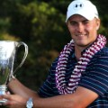 Jordan Spieth Tournament of Champions trophy