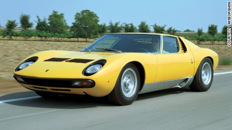 Miura Mania: Celebrating the 50th anniversary of the world's first supercar
