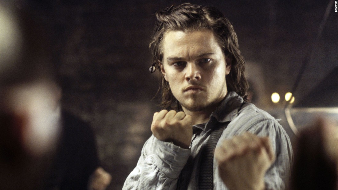 "Scorsese teamed up with DiCaprio for the historical ""Gangs of New York"" in 2002."