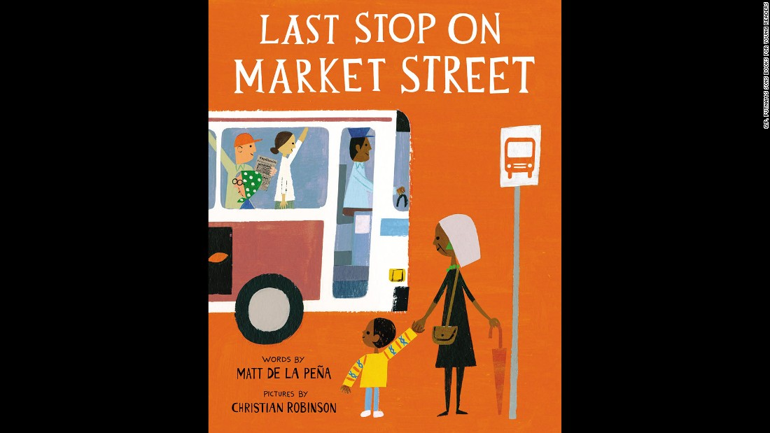"The winners of the 2016 Newbery, Caldecott, Printz, Coretta Scott King and other prestigious youth media awards were announced Monday, January 11, by the American Library Association. The <strong>John Newbery Medal</strong> for the most outstanding contribution to children's literature went to Matt de la Peña for ""Last Stop on Market Street,"" illustrated by Christian Robinson. Click through the gallery to learn about the other 2016 award winners."