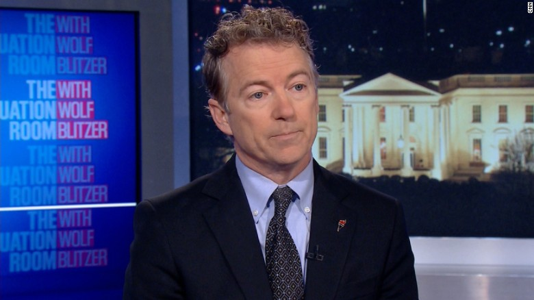 Rand Paul won't participate in undercard debate