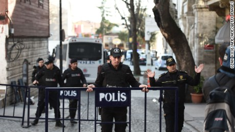 Turkey blames ISIS for deadly blast in tourist square