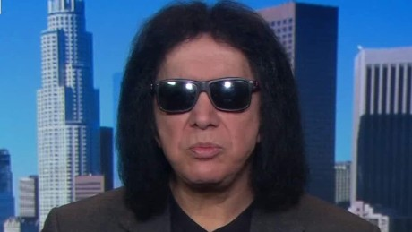 bowie gene simmons interview hala gorani_00003711