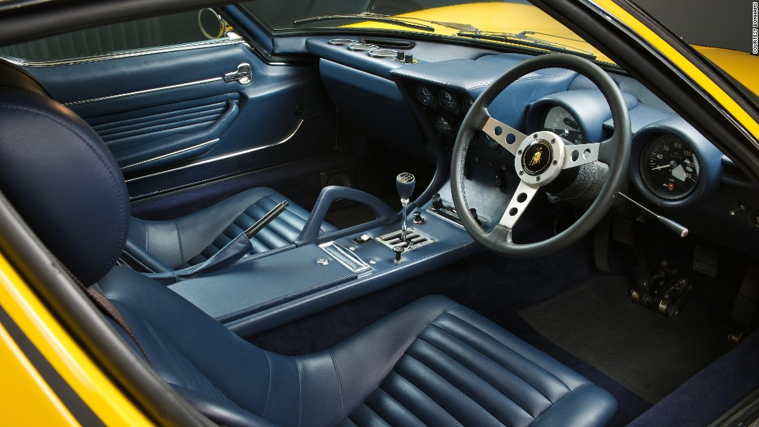 Lamborghini Miura: Celebrating the 50th anniversary of the ...