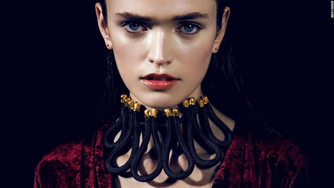 South African accessory brand Pichulik  is a rising star in the fashion world. It's been featured in Spanish and British editions of Vogue. (pictured: AW13 Collection)