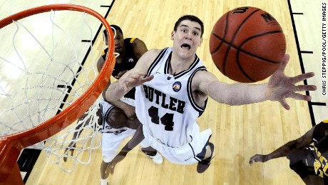 Former Butler Bulldog Andrew Smith passed away Tuesday, according to his wife. He was 25 years old.