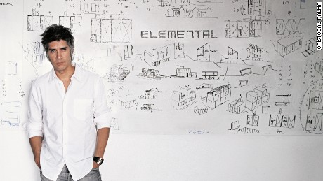 Pritzker Prize 2016: Alejandro Aravena owes success to asking 'stupid questions'