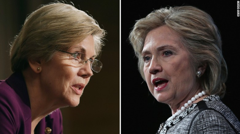 Elizabeth Warren to endorse Hillary Clinton