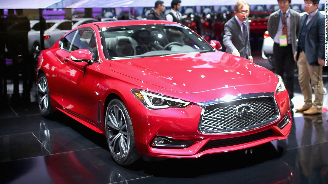 So what if the grand plans for the Eau Rouge super sedan never came to fruition? Instead, Infiniti has started to build a new flagship sedan: the Q60.