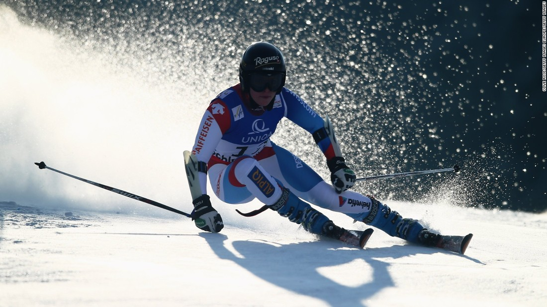 She finished ninth overall last season, but still picked up a bronze in downhill at the world championships in Beaver Creek, Colorado.